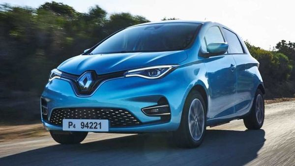 File photo of Renault Zoe electric car