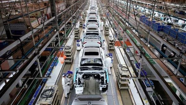 File photo of a car assembly plant used for representational purpose. (REUTERS)