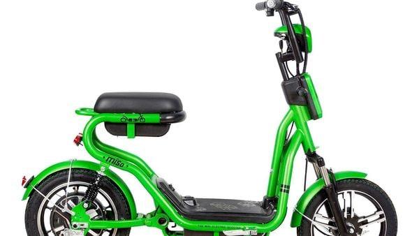 Miso mini e-scooter from Gemopai Electric.