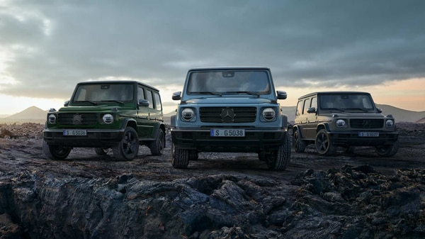 Mercedes-Benz has introduced the updated version of the G-Class off-road SUVs with more options to customise.