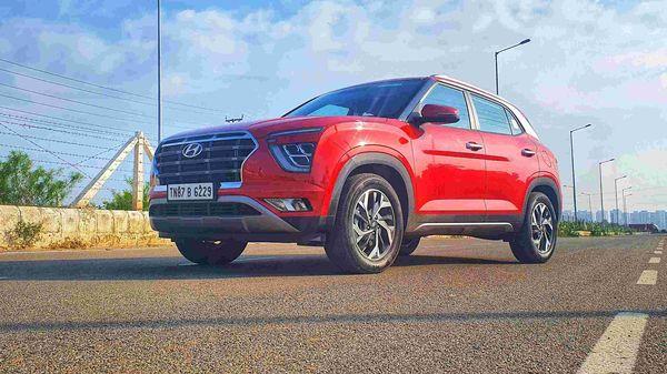 File photo of Hyundai Creta 2020 used for representational purpose. (HT Auto/Sabyasachi Dasgupta)