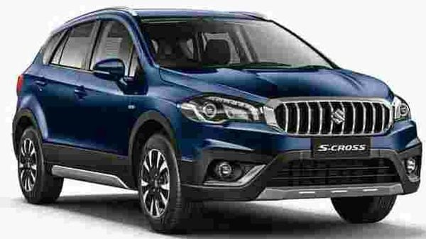 2020 Maruti Suzuki S-Cross petrol was official revealed at the Auto Expo 2020.