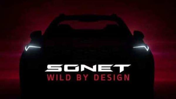 Teaser image shared by Kia Motors of the upcoming Sonet SUV. (Photo courtesy: Twitter/@@KiaMotorsIN)