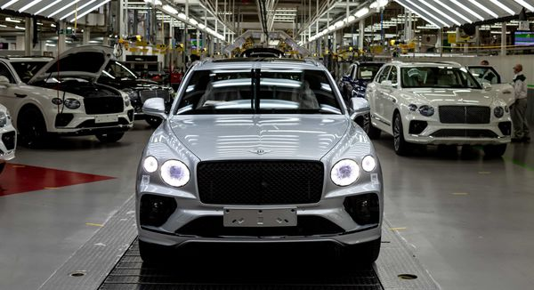The new Bentley Bentayga SUV is set to build on the success of its predecessor which sold more than 20,000 cars.