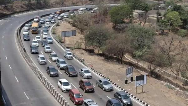 Mumbai-Pune Expressway (File photo)