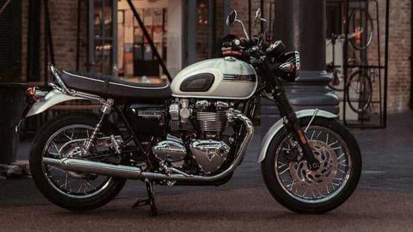 Triumph Bonneville T120 pictured.