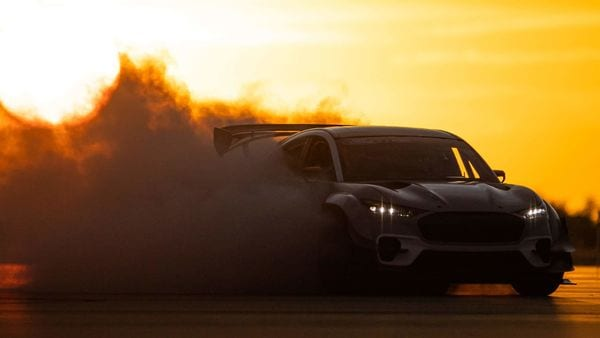 The Mach-E 1400 will soon make its debut in NASCAR and this could set the stage for new materials and technologies being incorporated in events such as these.