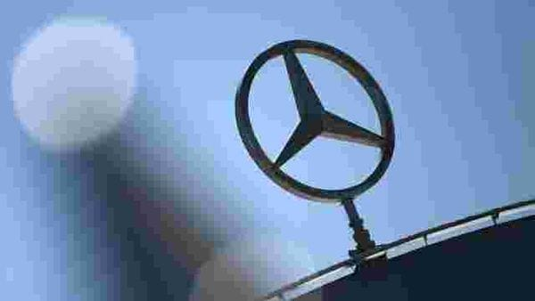File photo: Daimler has boosted its labor-cost savings target to 2 billion euros ($2.3 billion) from 1.4 billion euros. (REUTERS)