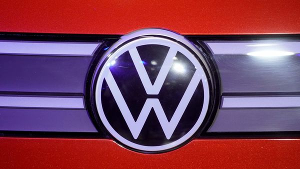 Volkswagen has been working on the industrial cloud for several years with Amazon Web Services. (REUTERS)