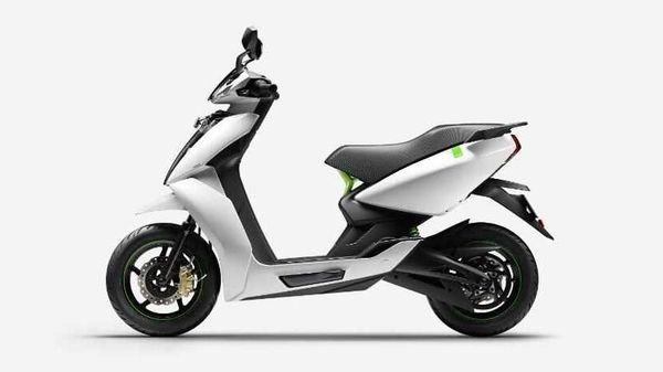 File photo of Ather 450X.