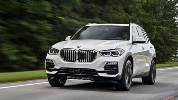 File photo of BMW X5 SportX used for representational purpose.