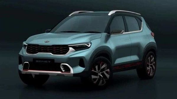 Kia Sonet to be revealed in August.