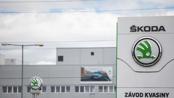 File photo of a Skoda facility used for representational purpose only. (Bloomberg)