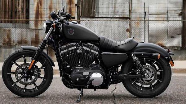 2020 Harley-Davidson Iron 883 BS6