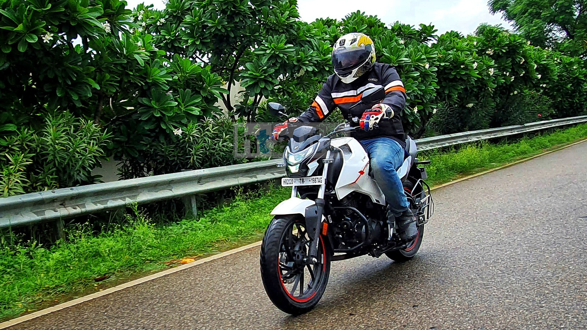 Hero Xtreme 160R is claimed to have a class-leading acceleration of 0 to 60 km/h in 4.7 seconds. Picture Courtesy: Sabyasachi Dasgupta