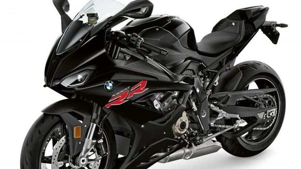 2021 BMW S1000RR pictured