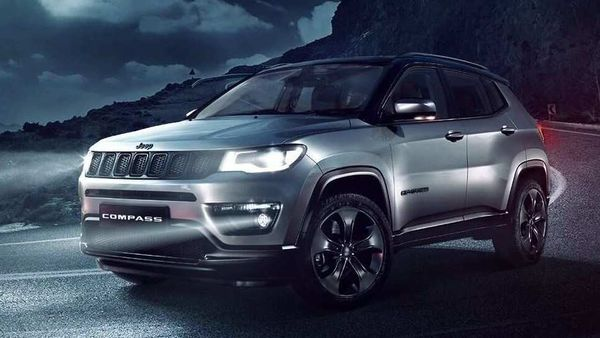 Fca Introduces Jeep Compass Night Eagle Edition