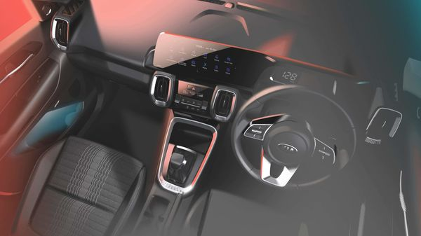 Taking center stage on the dashboard will be its high-tech digital display and instrument cluster, featuring a first-in-segment 10.25-inch HD touchscreen and navigation system with UVO Connected technologies.