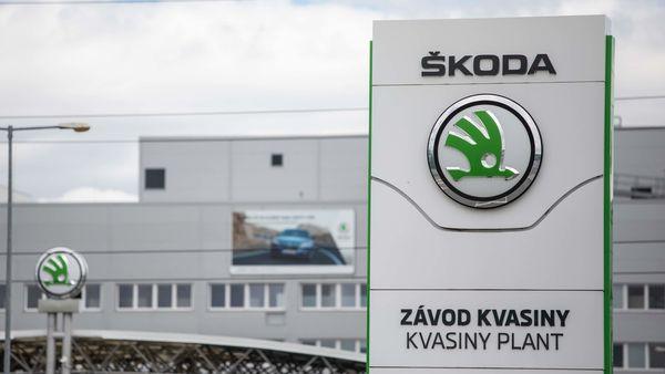 File photo: Skoda's operating profit sank 72% to 228 million euros. (Bloomberg)
