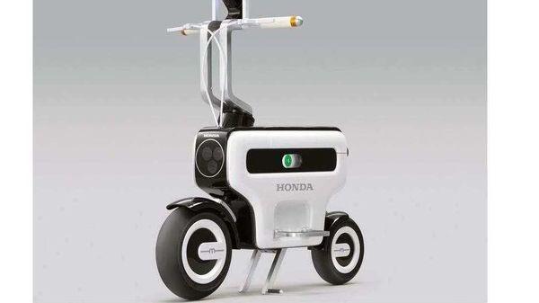 Honda MotoCompo 2.0 concept