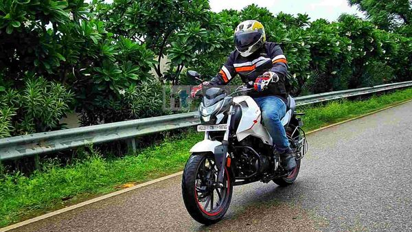 File photo of the recently-launched Hero Xtreme 160R. (HT Auto/Sabyasachi Dasgupta)