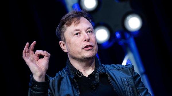 File photo of Elon Musk. (AFP)