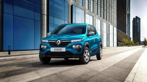 Renault Kwid pictured