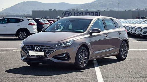 i30 hatchback will be Hyundai's first model to have the updated Bluelink app.