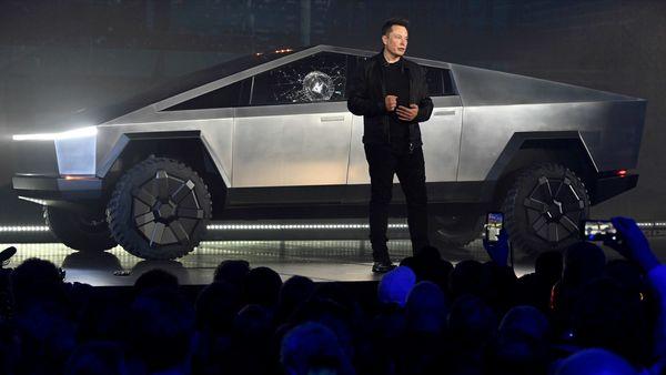 Elon Musk Calls Cybertruck A Futuristic Battle Tank Has A Plan If It Flops