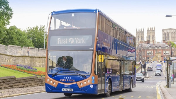 Ashok Leyland's Optare has delivered first of its new Metrodecker electric double decker buses to enter service.