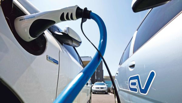 Mining lithium to make EV batteries takes up a lot of groundwater resources, which results in depleting water levels, soil contamination and other environmental degradation. (MINT_PRINT)