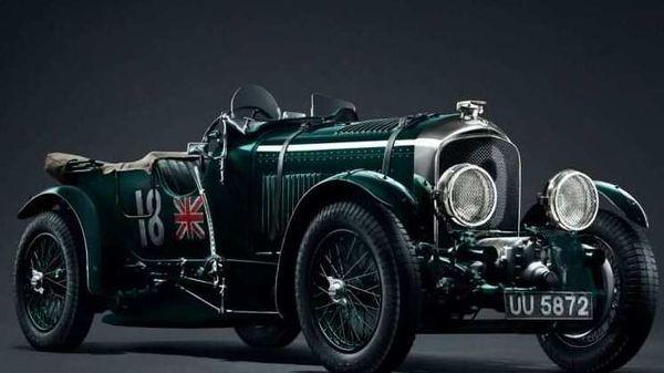 Sir Tim Birkin's 1929 supercharged 4½-litre Bentley Blower