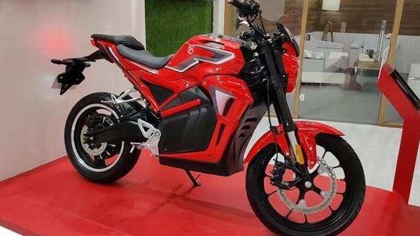 Hero Electric AE-47 electric bike