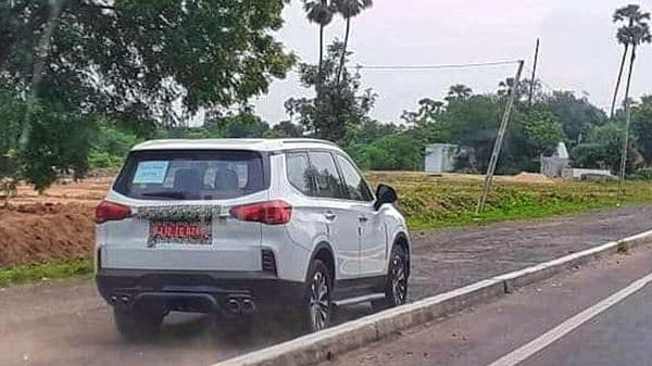 When launched, MG Gloster's pricing is expected to fall in the range of ₹32 lakh to ₹40 lakh (ex-showroom). Image Courtesy: Bhupender Singh Pundir