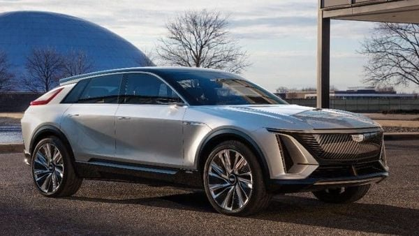 GM has chosen the Lyriq to lead the transformation of its traditional combustion engine lineup to an electric one.