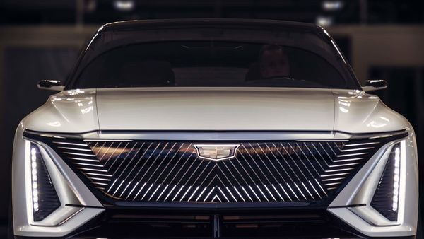 Cadillac's Lyriq SUV is part of a bid to revitalize the flagging luxury brand and make inroads in a market so far dominated by electric carmaker Tesla.