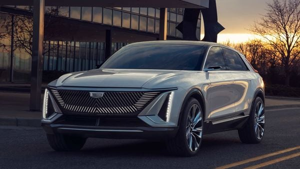 General Motors has unveiled the first in a series of Cadillac electric vehicles - the Lyriq. The all-electric mid-size SUV is due to start US production in late 2022.
