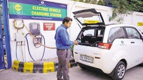 The Delhi government launched the Delhi Electric Vehicle Policy under which his government will waive registration fee and road tax, and provide incentive