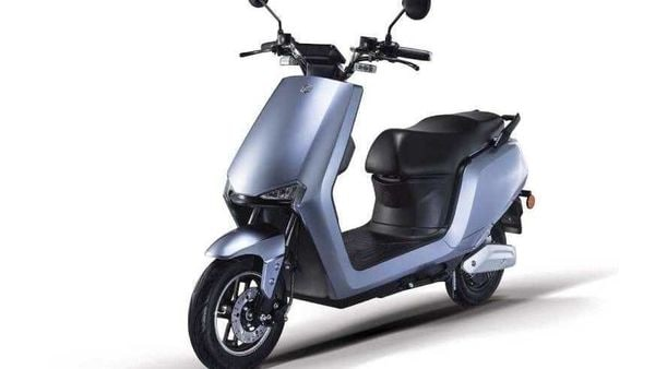 File photo of BGauss A2 electric scooter used for representational purpose only