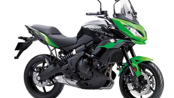 2021 Kawasaki Versys 650 BS 6
