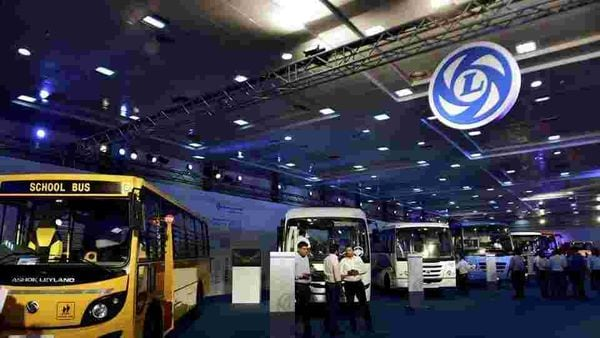 Ashok Leyland saw a significant decline in volumes, affecting the financial performance adversely. (File photo)