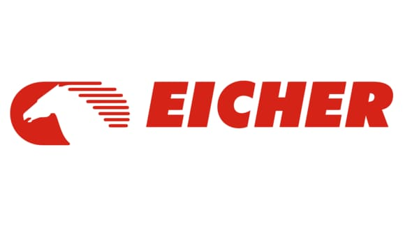 Eicher Group logo used for representational purpose only.