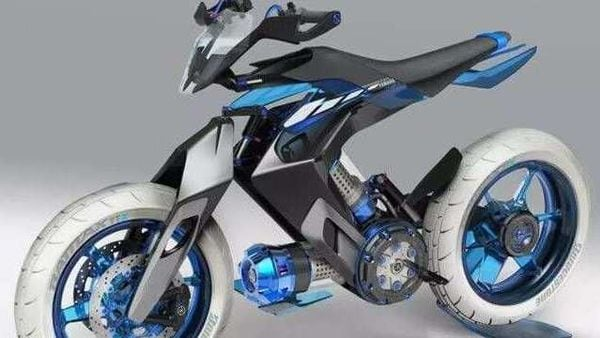 Yamaha's water-powered motorcycle could be revealed by 2025