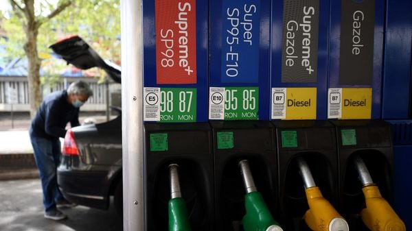 File photo of a fuel station used for representational purpose only. (AFP)