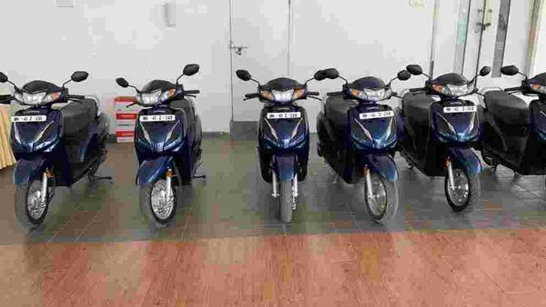 Honda Activa 6G now gets a metal body.