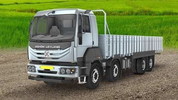 Ashok Leyland commercial vehicle. (Photo courtesy: Ashok Leyland)