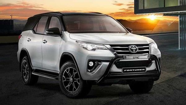 File photo of Toyota Fortuner 2020 used for representational purpose only.