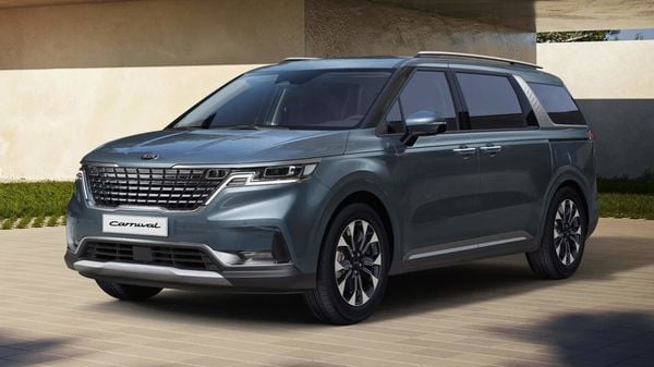 Kia Motors has taken the covers off 2021 Kia Carnival MPV in Korea. Based on the company's new mid-size platform, the new Carnival has been dubbed a Grand Utility Vehicle.