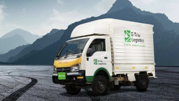 The introduction of the eLCV is the company's first-of-its-kind initiative to transform and electrify intra-city logistics.