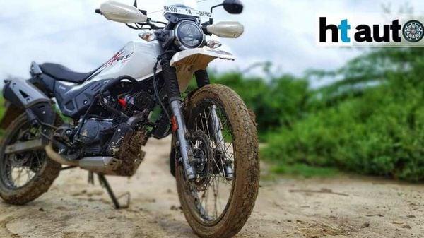 Hero Xpulse 200 BS 6 is currently priced at ₹1.12 lakh (ex-showroom, Delhi). Photo: Sabyasachi Dasgupta